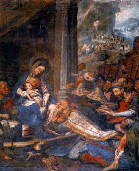 Gaspar_Hovic_Adorazione_dei_Magi_1613_Ruvo_di_Puglia