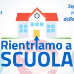 Banner riapertura scuola