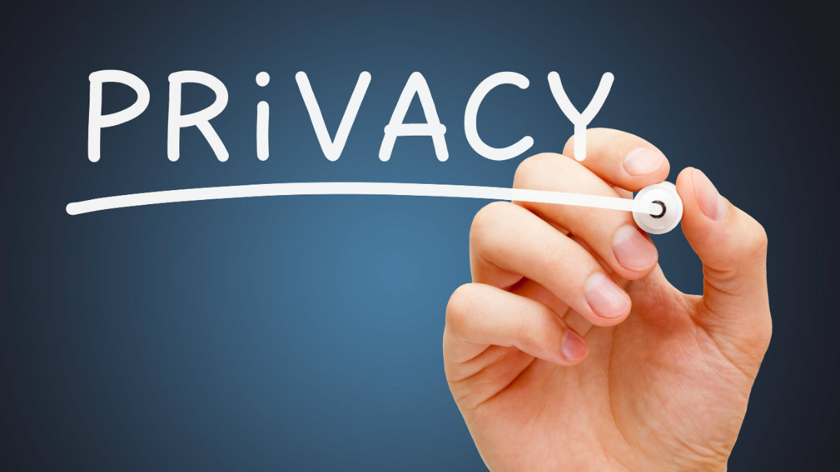 privacy-on-board